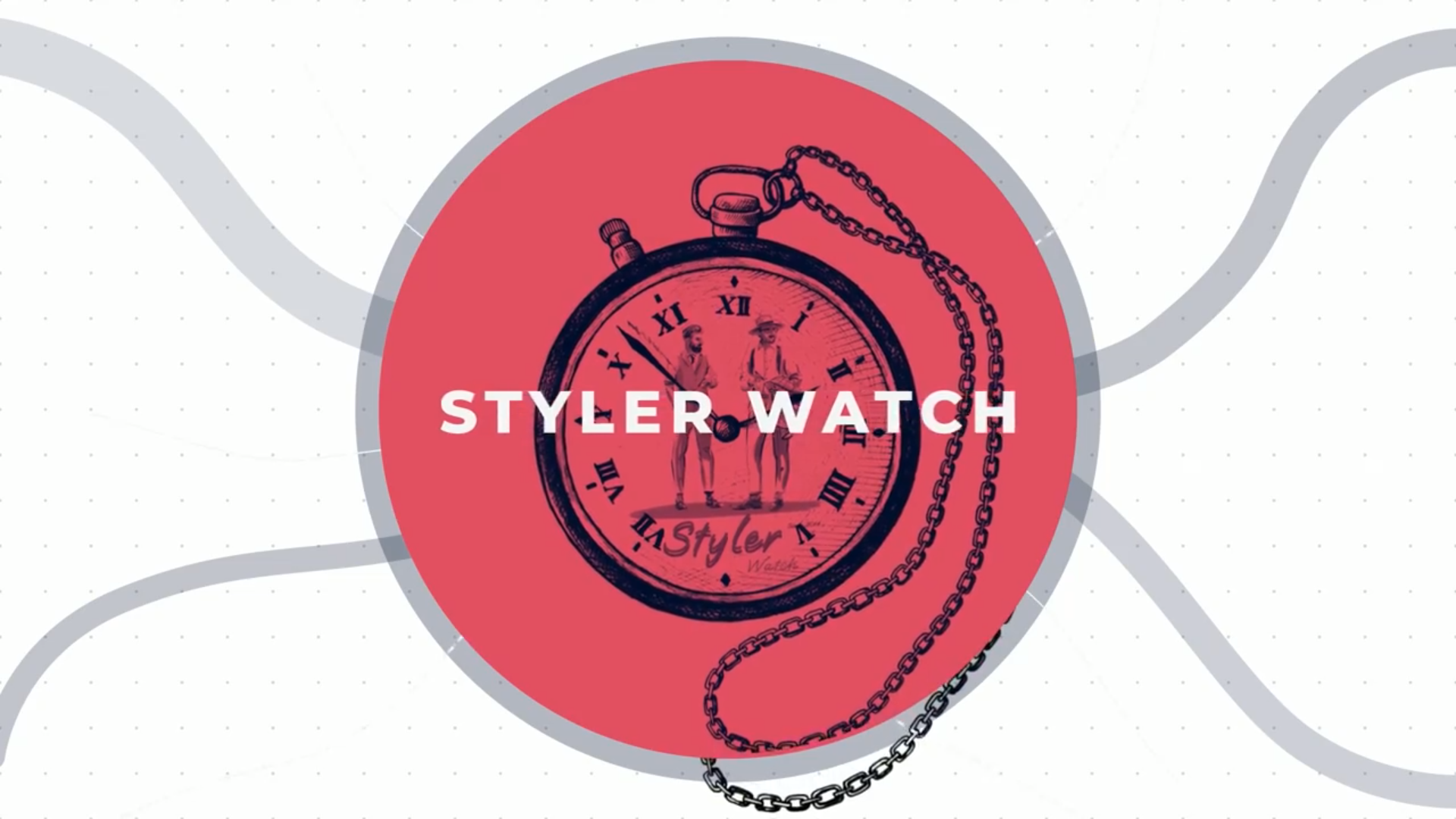 Invent Styler Watch